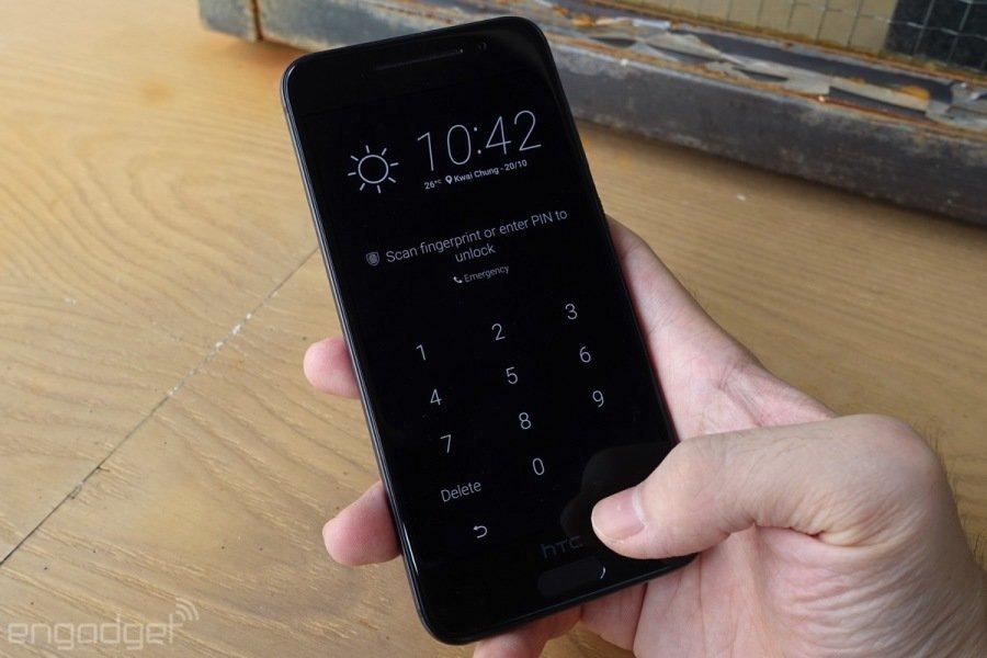 形似iPhone?HTC One A9真机上手图赏的照片 - 2
