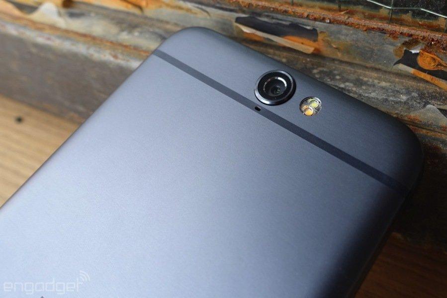 形似iPhone?HTC One A9真机上手图赏的照片 - 1