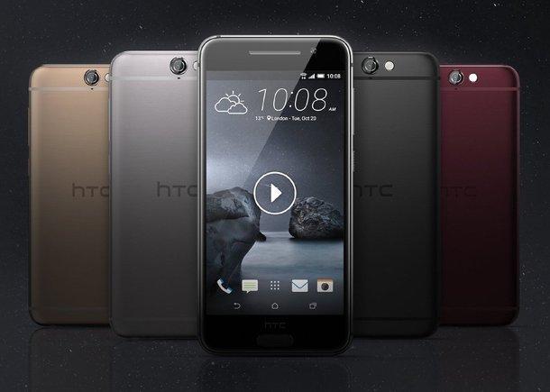 港版HTC One A9开启预约:3500元起的照片 - 1