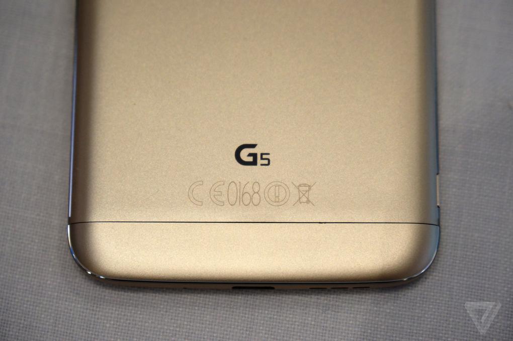 年度最实用下巴:LG G5真机图赏的照片 - 15