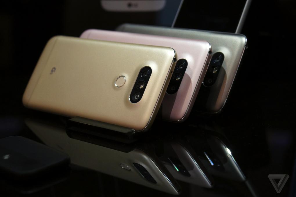 年度最实用下巴:LG G5真机图赏的照片 - 20
