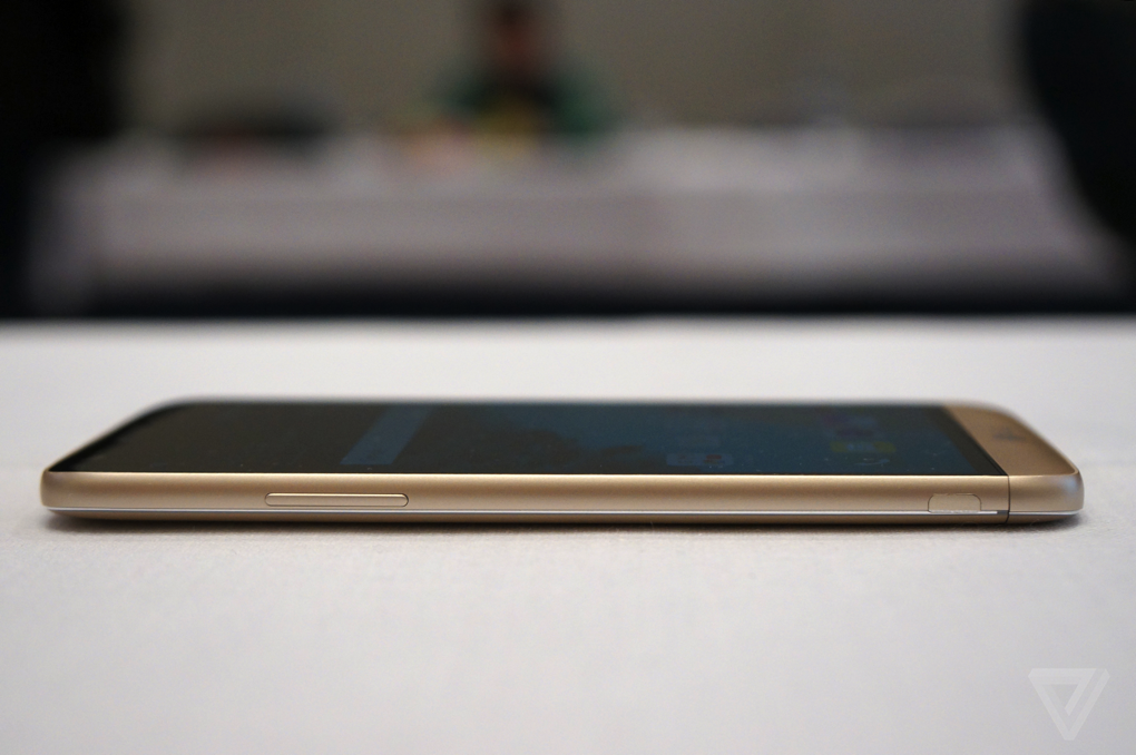 年度最实用下巴:LG G5真机图赏的照片 - 12