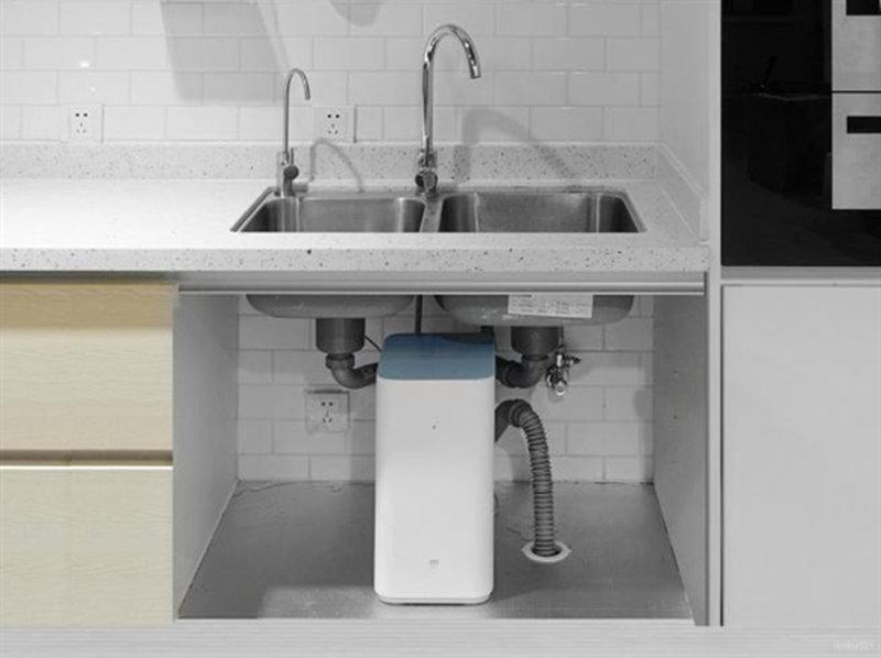 从安装到试喝:1999元小米厨下式净水器体验评测的照片 - 53