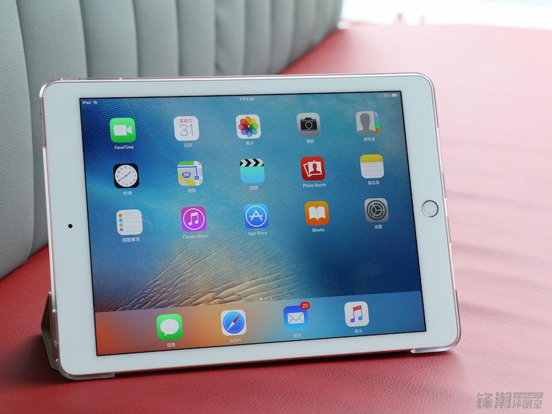 国行iPad Pro 9.7开箱图赏的照片 - 21