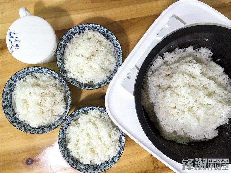 """如何煮出一碗""""黯然销魂饭"""":小米米家压力IH电饭煲全面评测的照片 - 47"""