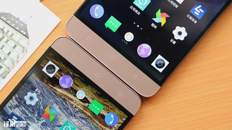 给苹果的第二击:乐视超级手机 乐2/乐Max2上手评测的照片 - 16
