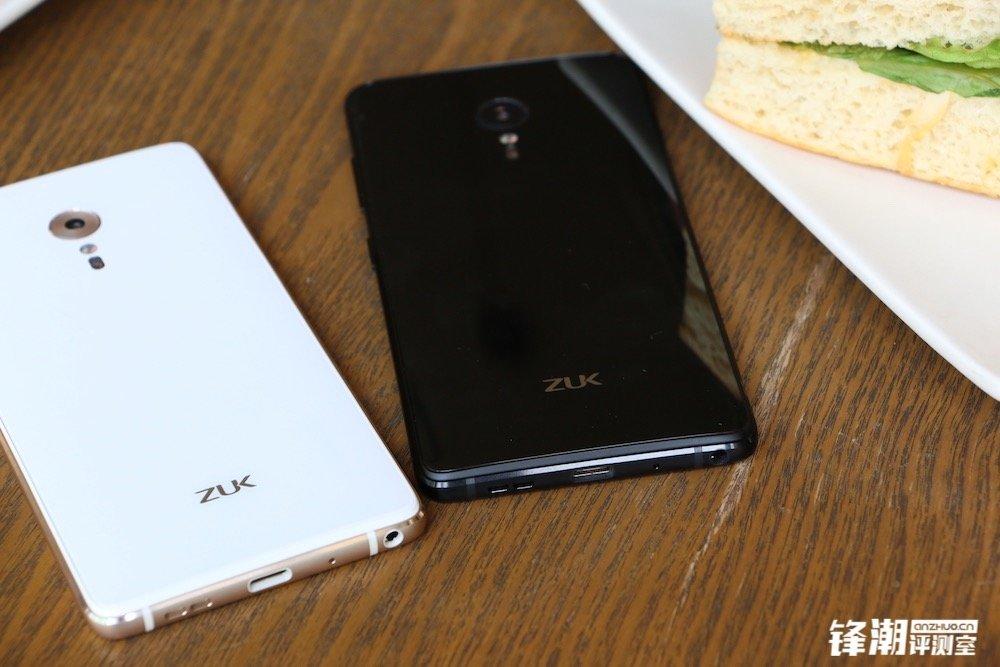 ZUK Z2 Pro黑白双色上手体验的照片 - 15