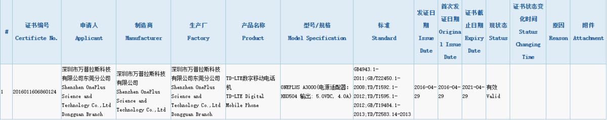 一加3亮相3C质量认证中心:有望首发VOOC超级闪充的照片 - 2