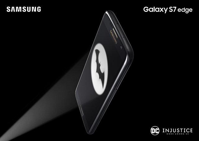 售价6288元:三星Galaxy S7 Edge蝙蝠侠版预约开启的照片 - 4