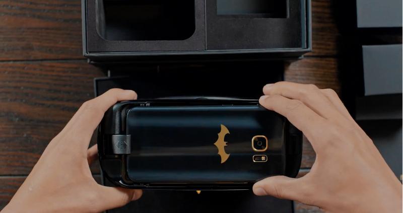售价6288元:三星Galaxy S7 Edge蝙蝠侠版预约开启的照片 - 9