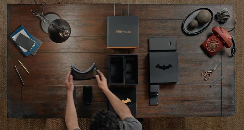 售价6288元:三星Galaxy S7 Edge蝙蝠侠版预约开启的照片 - 11