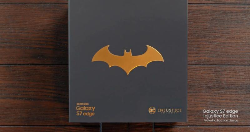售价6288元:三星Galaxy S7 Edge蝙蝠侠版预约开启的照片 - 16