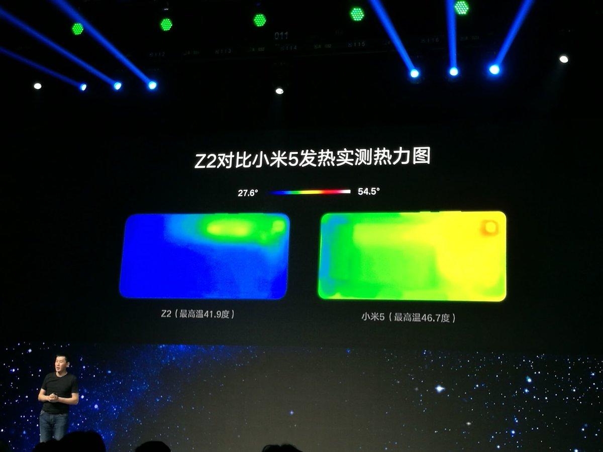 联想ZUK Z2正式发布 售价1799元的照片 - 13
