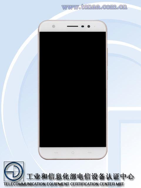 5000mAh大电池:疑似360手机N4金属机身版本入网的照片 - 2