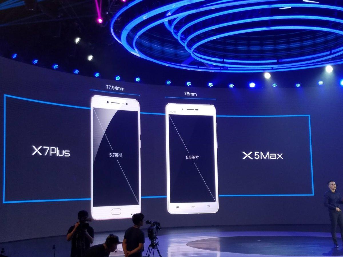 售价2498元起:柔光自拍 vivo X7/X7 Plus正式发布的照片 - 5