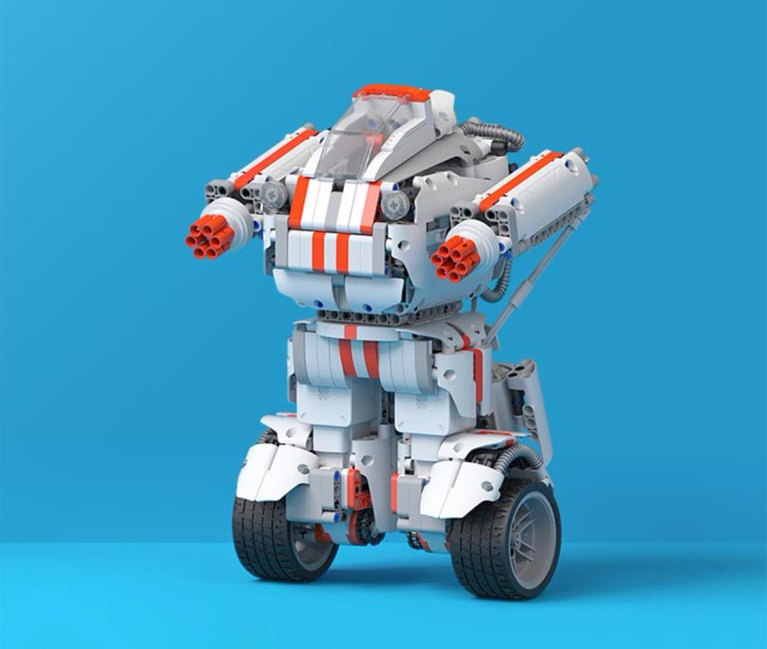 金刚 小米发布米兔积木机器人