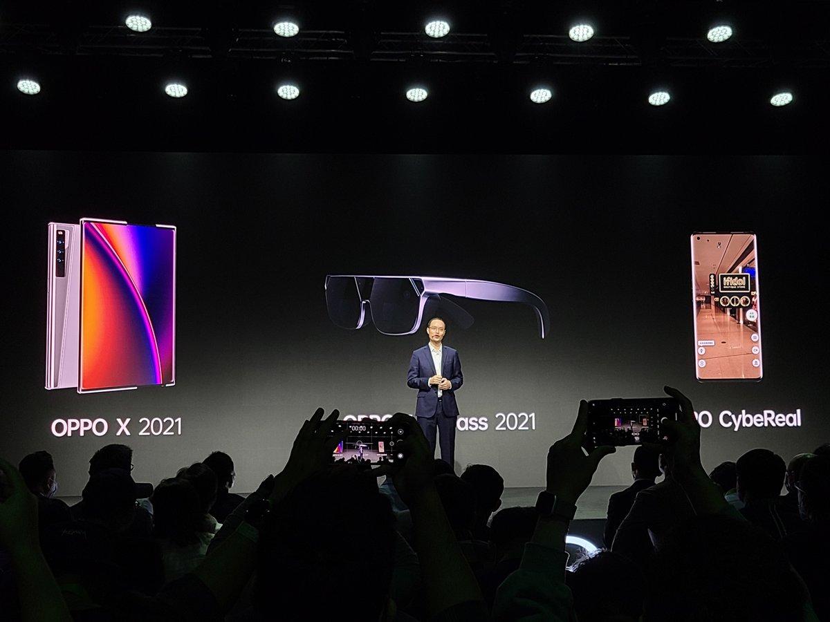 三款概念产品登场:OPPO 未来科技大会 2020 直播回顾 - 热点资讯 每日推荐 第52张