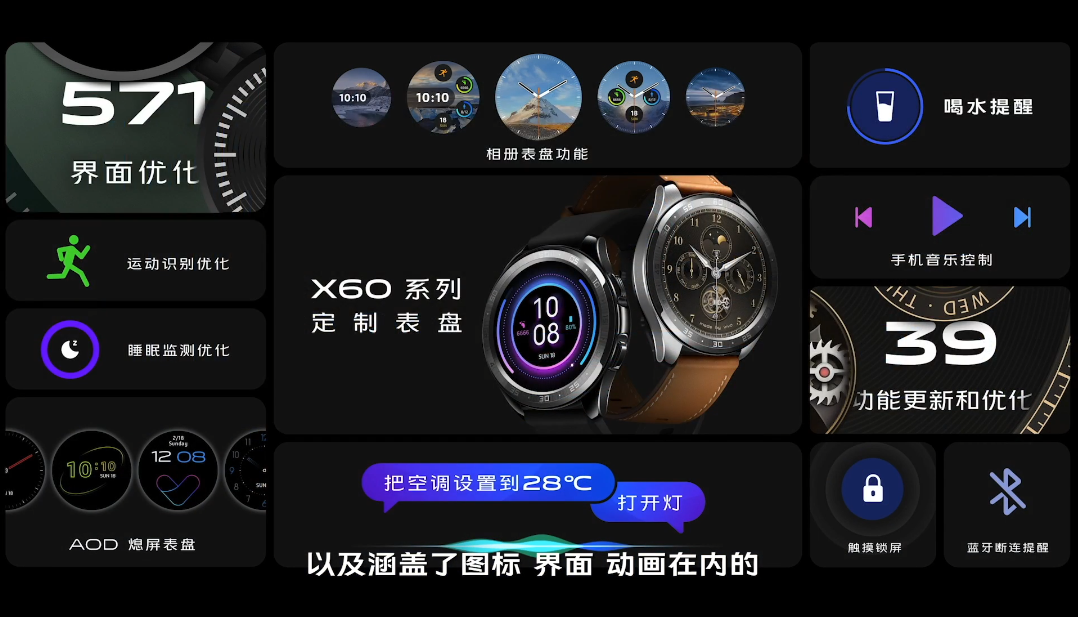 vivo X60系列新品发布会直播回顾 - 热点资讯 每日推荐 第40张
