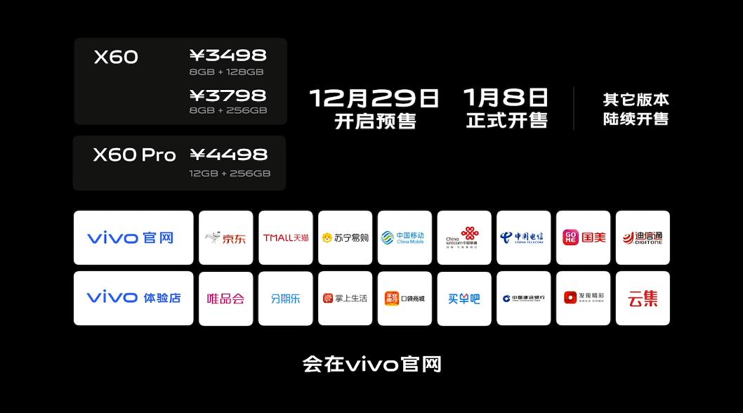 vivo X60系列新品发布会直播回顾 - 热点资讯 每日推荐 第45张