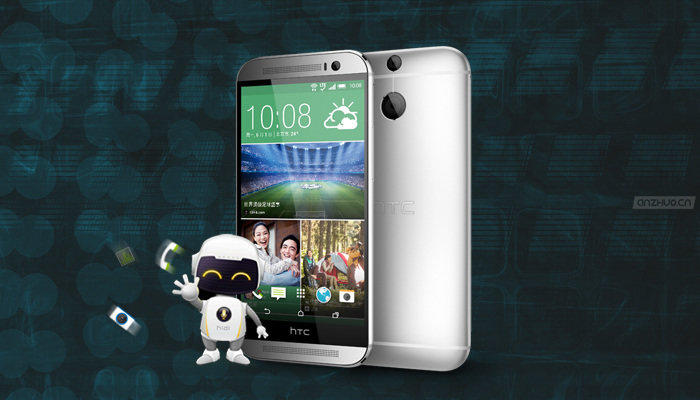 2599元:新款HTC One M8s手机国行上市的照片 - 4