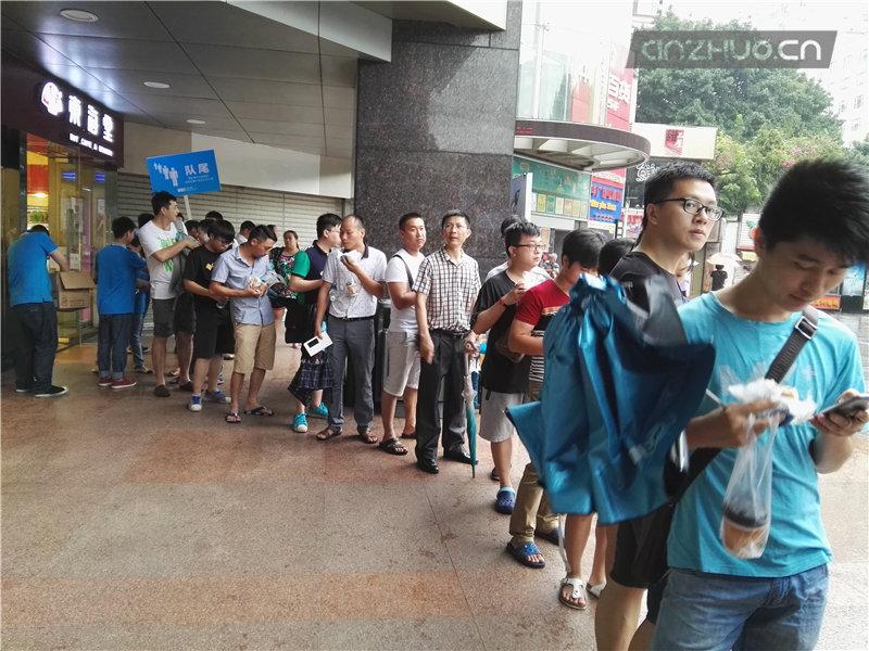 魅族手机新旗舰MX5广州首售1799元起的照片 - 3