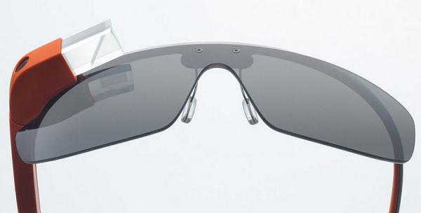 谷歌眼镜 企业版 曝光 英特尔内核 镜面变大