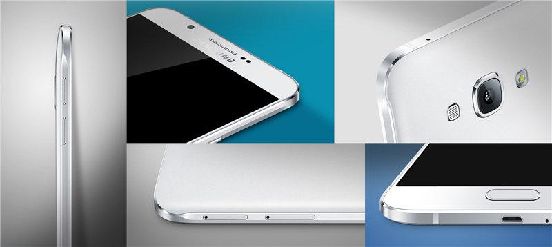 三星 Galaxy A8 手机3199元起正式发布的照片 - 5