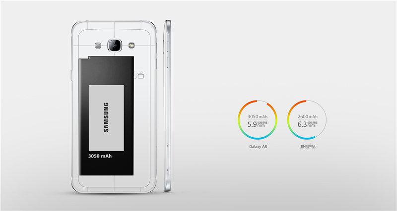 三星 Galaxy A8 手机3199元起正式发布的照片 - 6