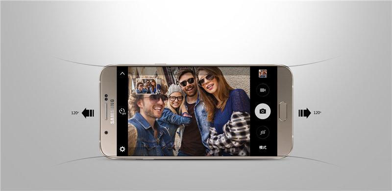 三星 Galaxy A8 手机3199元起正式发布的照片 - 8