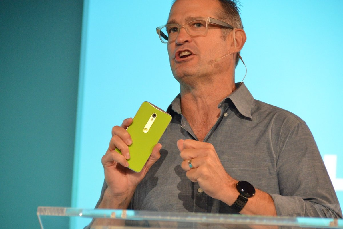 摩托罗拉手机新品发布会总结 三机配置一览的照片 - 8