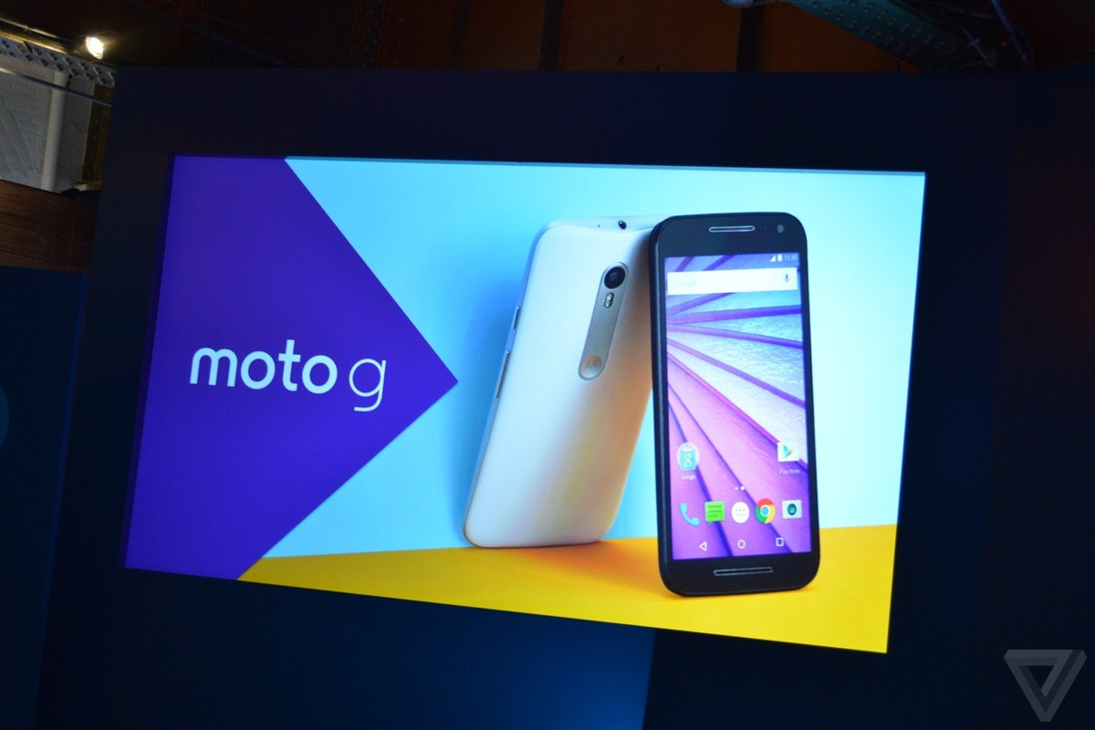 摩托罗拉手机新品发布会总结 三机配置一览的照片 - 4
