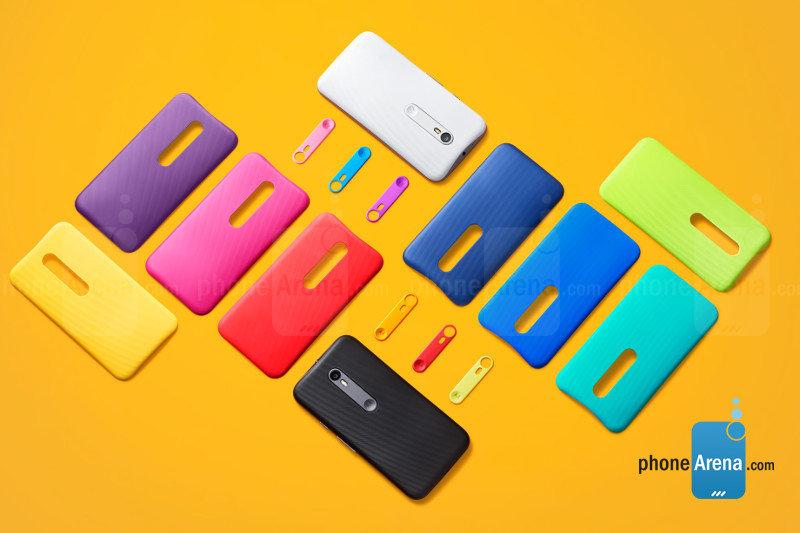 摩托罗拉手机新品发布会总结 三机配置一览的照片 - 18