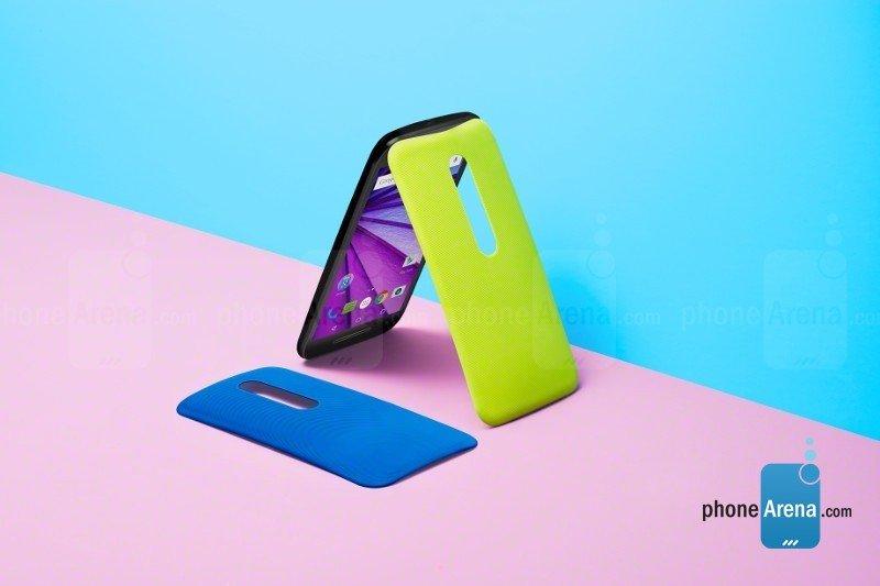 摩托罗拉手机新品发布会总结 三机配置一览的照片 - 19