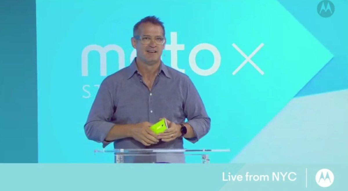 摩托罗拉手机新品发布会总结 三机配置一览的照片 - 2