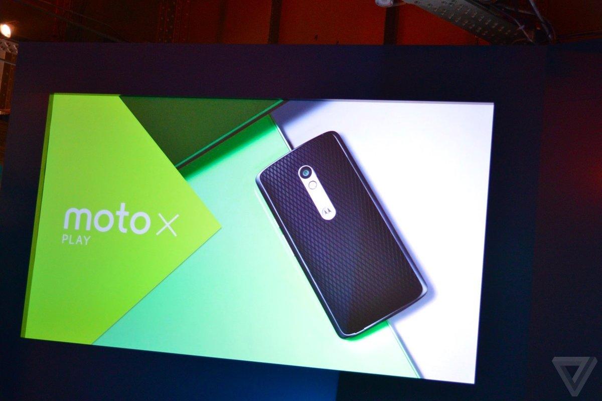 摩托罗拉手机新品发布会总结 三机配置一览的照片 - 3