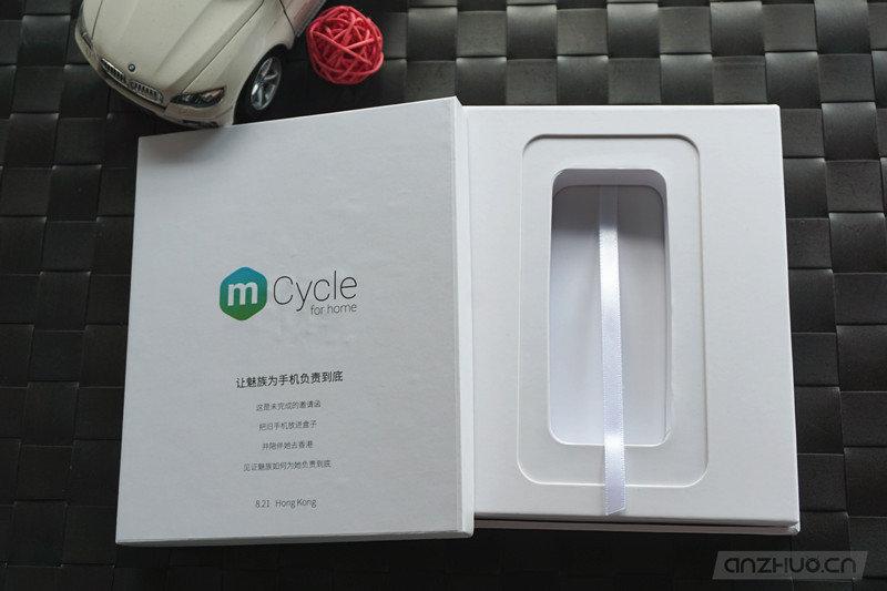 魅族再现创意邀请函:空盒子只为mCycle回收的照片 - 4