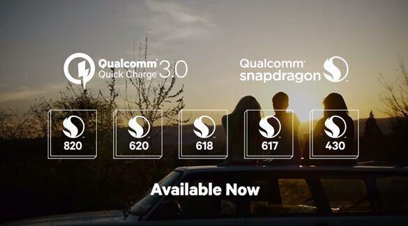 高通宣布下一代快充3.0:充电半小时可达80%的照片