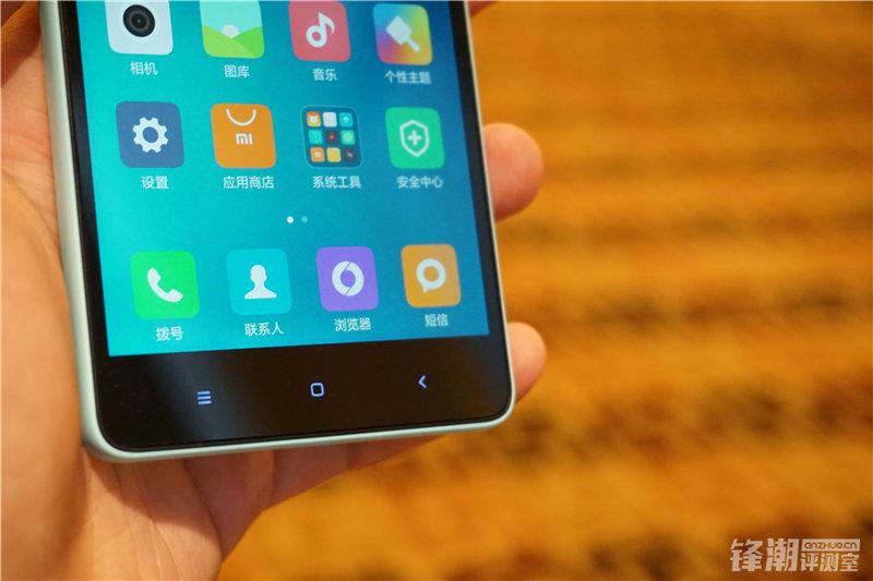 可能是手感最好的小米手机:小米4c上手体验的照片 - 7