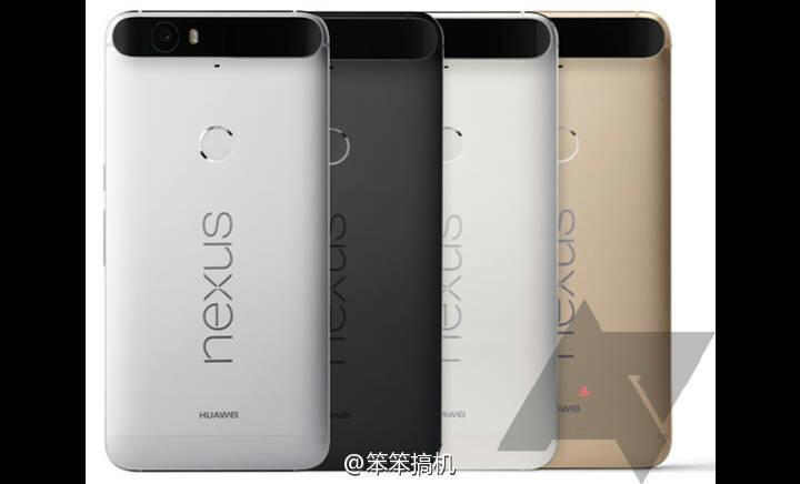 谷歌Nexus 6P与5X机身颜色曝光的照片 - 1