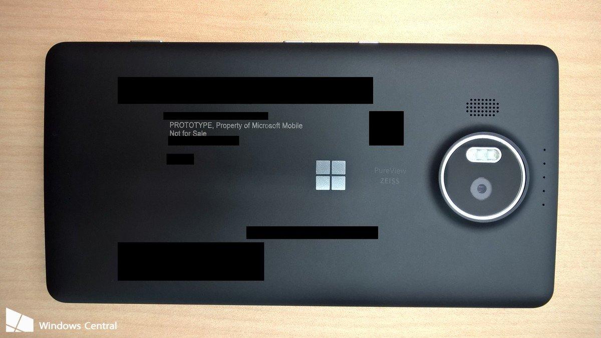 微软Lumia 950/950 XL真机图曝光的照片 - 5