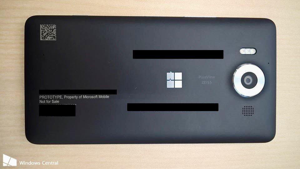 微软Lumia 950/950 XL真机图曝光的照片 - 2
