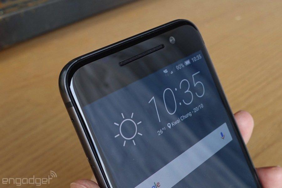 形似iPhone?HTC One A9真机上手图赏的照片 - 14