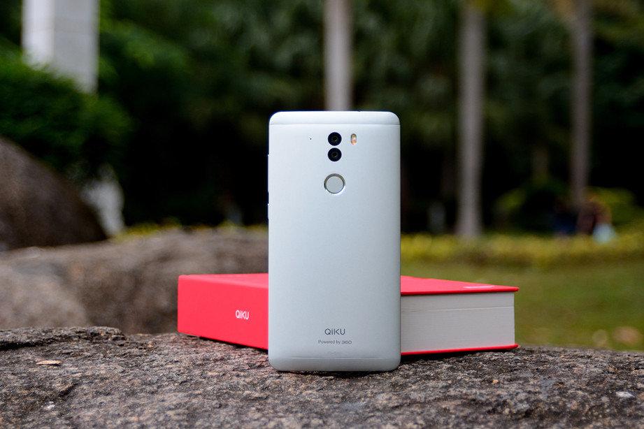 KKW倾力代言:360奇酷手机极客版图赏的照片 - 12