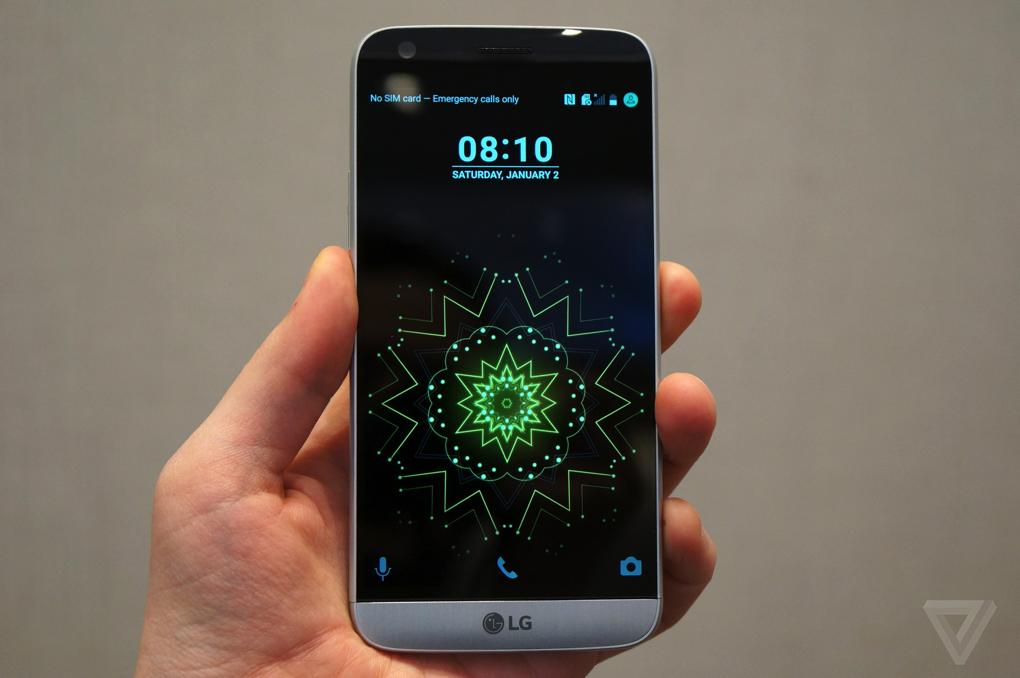年度最实用下巴:LG G5真机图赏的照片 - 21
