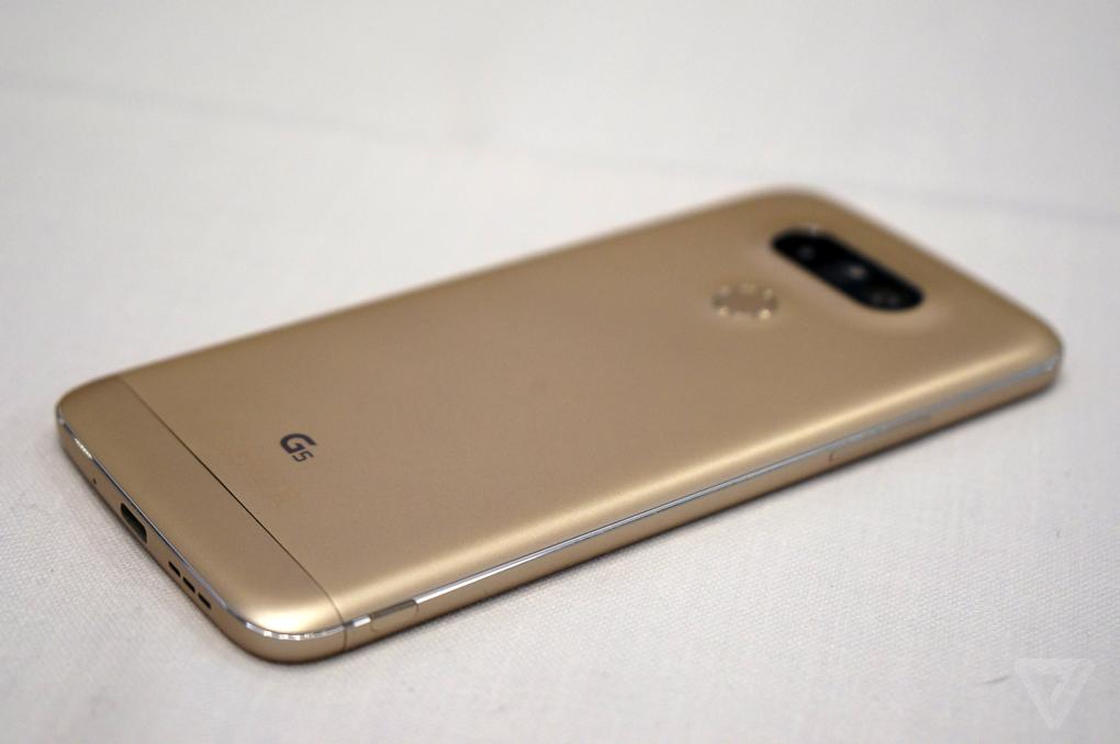 年度最实用下巴:LG G5真机图赏的照片 - 17