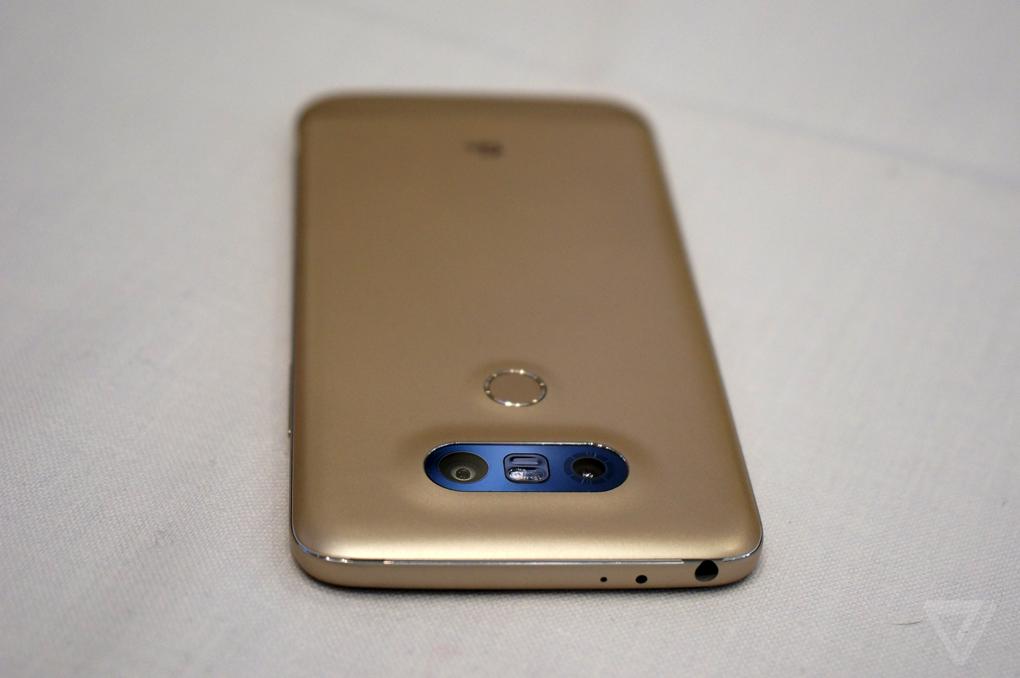 年度最实用下巴:LG G5真机图赏的照片 - 18