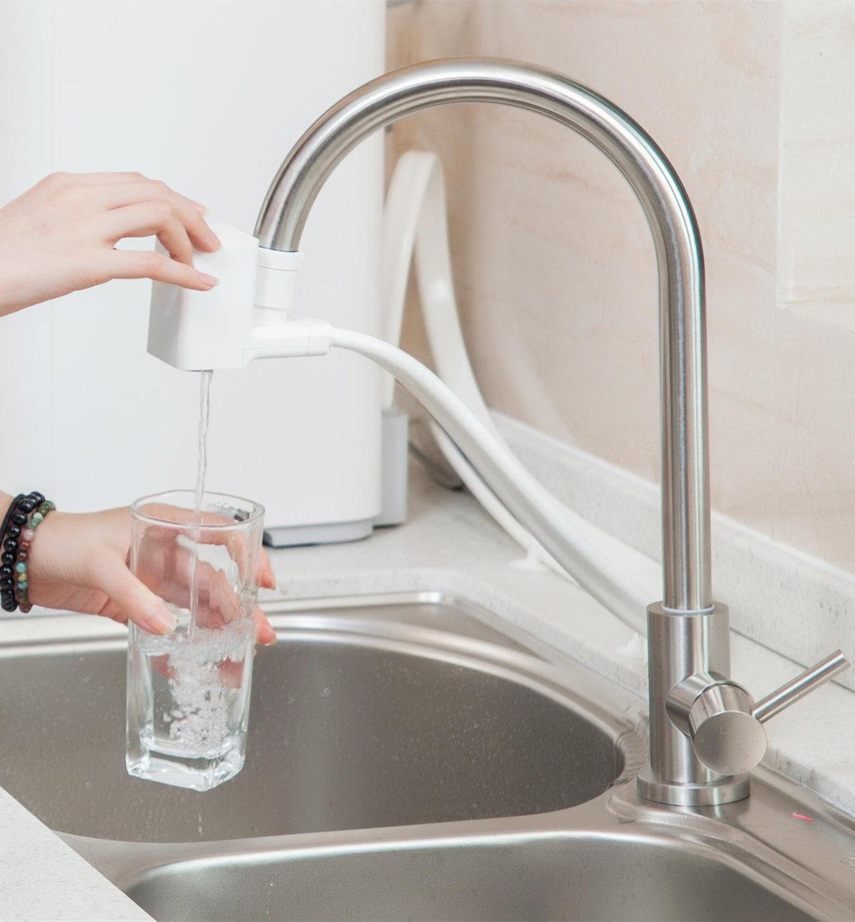 从安装到试喝:1999元小米厨下式净水器体验评测的照片 - 54