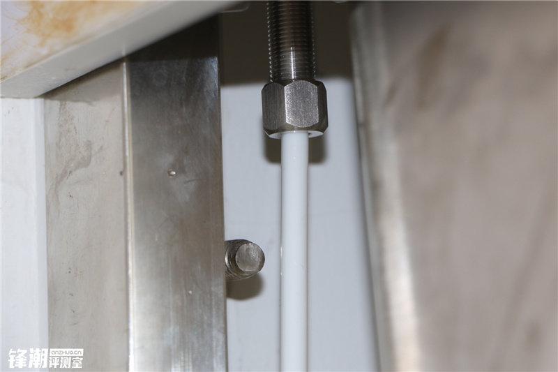 从安装到试喝:1999元小米厨下式净水器体验评测的照片 - 29
