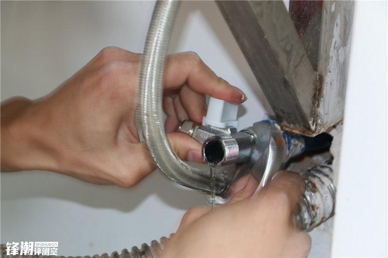 从安装到试喝:1999元小米厨下式净水器体验评测的照片 - 31