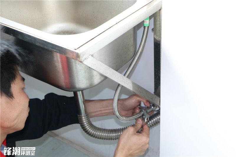 从安装到试喝:1999元小米厨下式净水器体验评测的照片 - 30